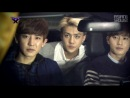 EXO (Suho, Chanyeol, Sehun) - TROT X Preview [рус.саб]